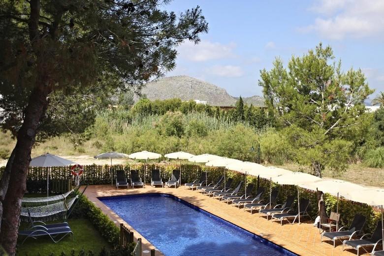 Hotel zafiro tropic alcudia mallorca - Piscina coberta l alcudia ...