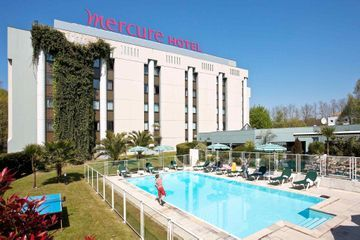 Hotel Mercure Pau Palais Sports