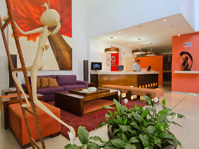 Hotel Suites Mexico Plaza Campestre