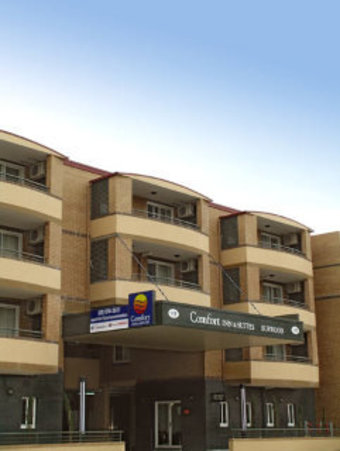 Hotel Comfort Inn & Suites Burwood