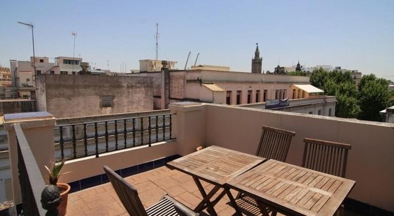 Hotel plaza sevilla for Suites sevilla plaza