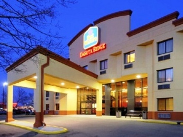 Hotel Best Western Plus Dakota Ridge