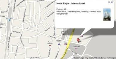 Hotel Airport International