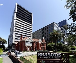 Hotel Seasons Heritage Melbourne