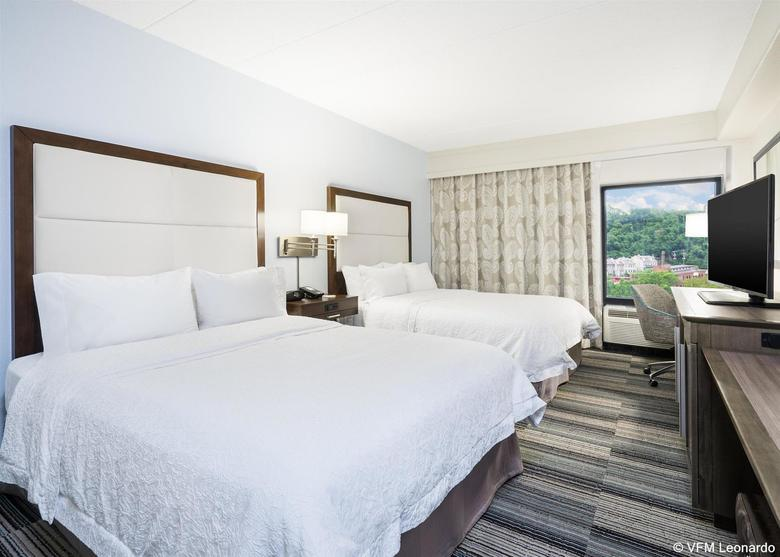 Hotel Hampton Inn Pittsburgh-university Center