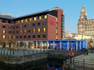 Crowne Plaza Hotel Liverpool City Centre