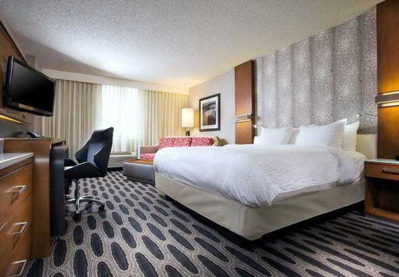 Hotel Holiday Inn Metrodome
