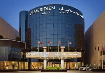 Hotel Le Meridien Fairway