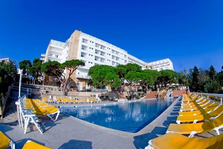 Hotel H Top Caleta Palace, Platja D´Aro (Girona ...