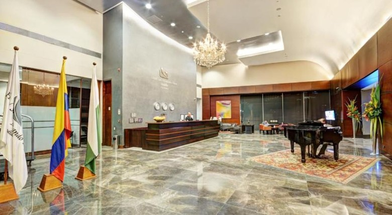Hotel San Fernando Plaza Medellin Fotos