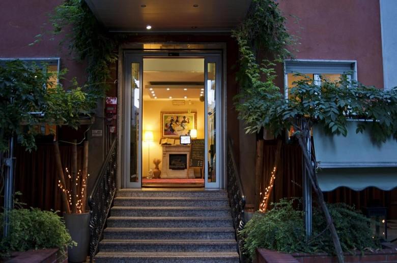 Hotel la residenza mil n for Hoteles diseno milan