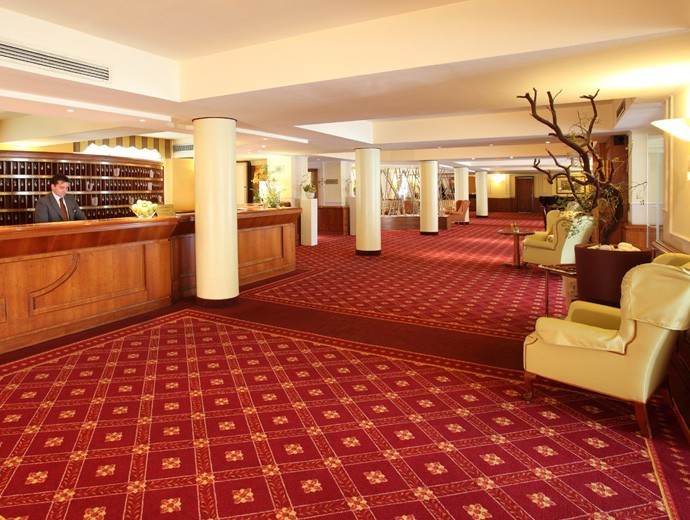 Hotel Starhotels Business Palace