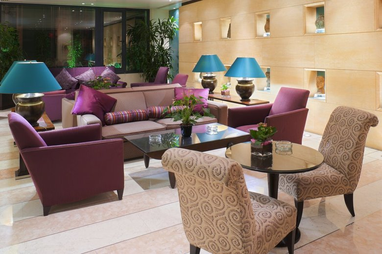 Hotel Crowne Plaza (deluxe)