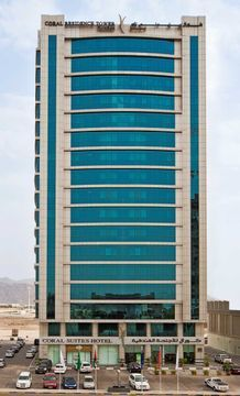 Hotel Coral Residence Tower Fujairah