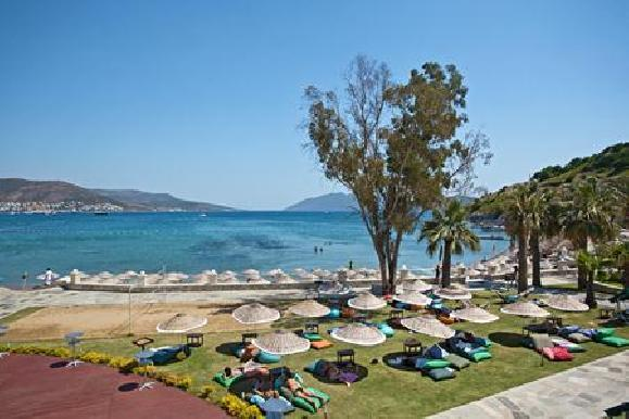 Hotel Salmakis Beach Resort  And  Spa