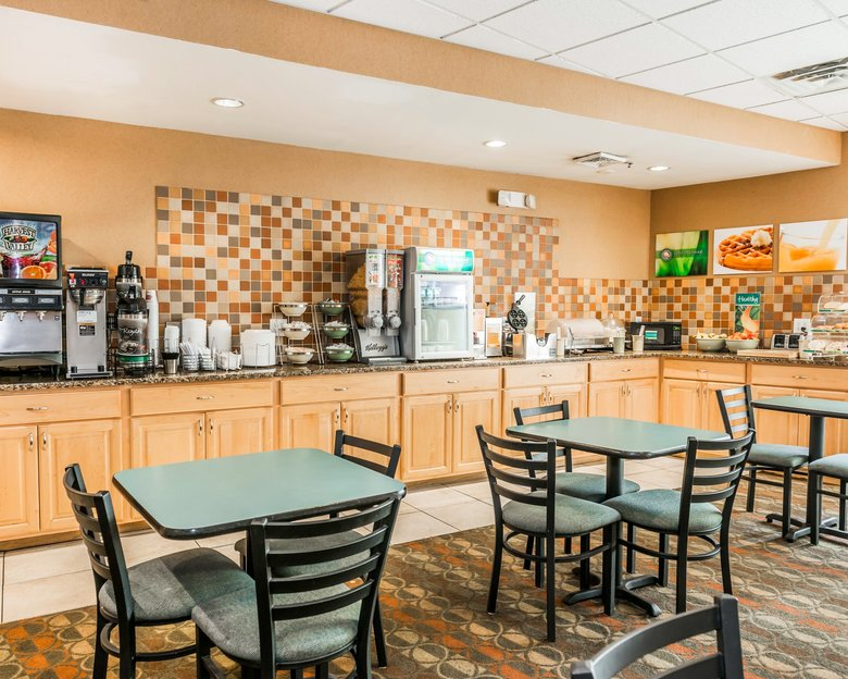 Hotel Quality Inn And Suites East