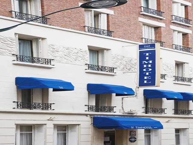 Timhotel paris clichy clichy paris ile de france - Hotel timhotel porte de clichy ...