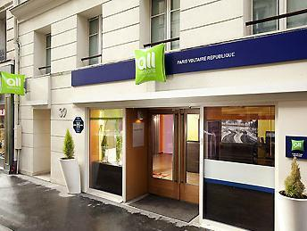 Hotel All Seasons Voltaire Republique