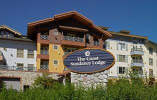 Hotel Coast Sundance Lodge