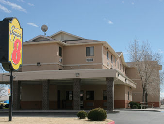 Hotel Super 8 - Albuquerque West