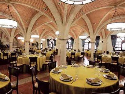 Hotel abadia de los templarios la alberca salamanca for Alberca restaurante