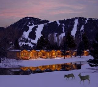 Hotel Rustic Inn At Jackson Hole