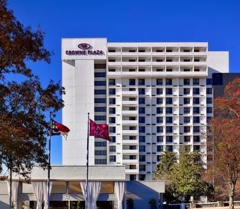 Hotel Charlotte Marriott Executive Park