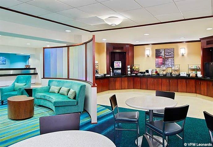 Hotel Springhill Suites By Marriott Asheville