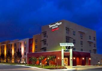 Hotel Towneplace Suites Tampa Westshore