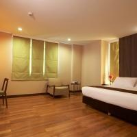 Hotel Bally's Studio Suite Silom