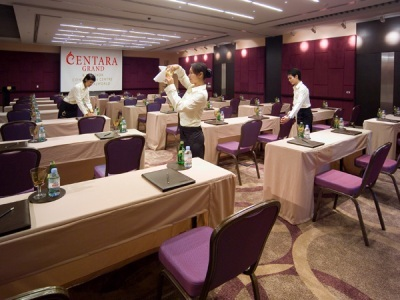 Hotel Centara Grand At Central World
