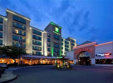 Hotel Holiday Inn Vancouver Airport- Richmond
