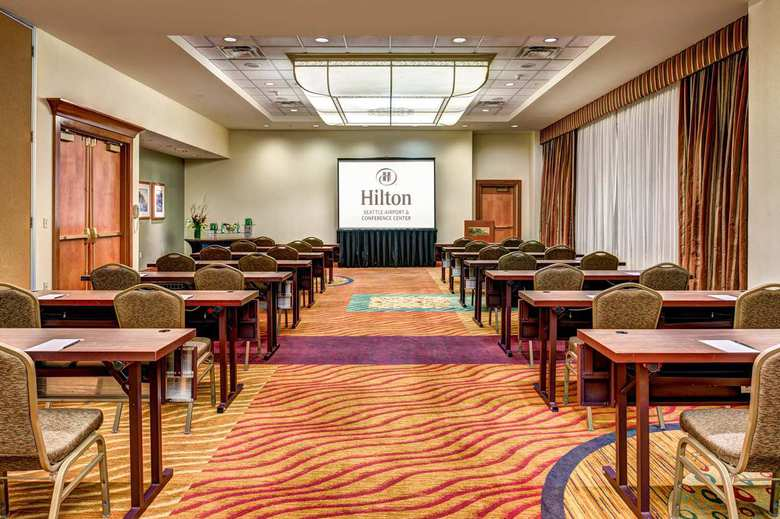 Hotel Hilton Seattle Airport & Conference Center