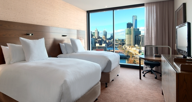 Hotel Hilton South Wharf (deluxe)