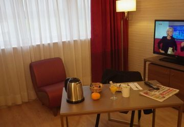 Hotel Holiday Inn Geneva Airport
