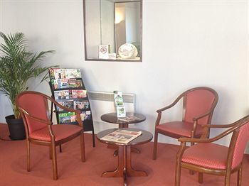 Comfort Hotel Nevers Centre (.)