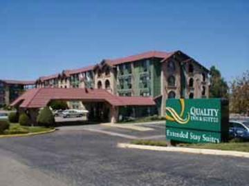 Hotel Quality Inn & Suites-extended Stay Suites