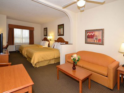 Hotel Comfort Suites - Near The Galleria