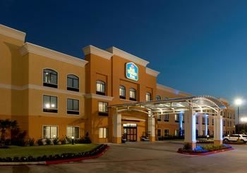 Hotel Clarion Inn Bush Intercontinental Airport