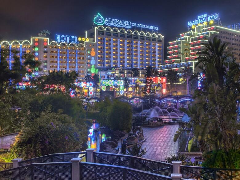 Marina D´or ® Hotel Ruleta 4 + Parque Incluido, Oropesa ...