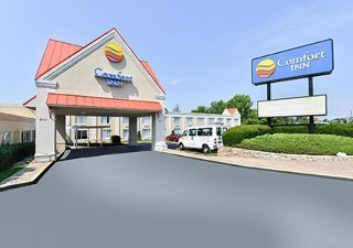 Hotel Comfort Inn Arlington Blvd/dc Gateway