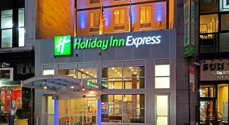 Hotel Holiday Inn Express New York City Fifth Avenue/nueva York Quinta Avenida