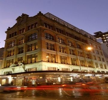 Hotel Nomads Auckland