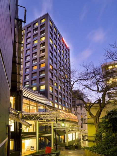 Hotel Travelodge Wellington