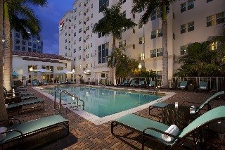 Hotel Residence Inn By Marriott At Aventura Mall