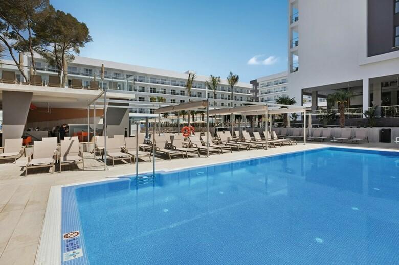 Hotel RIU Playa Park All Inclusive, Playa de Palma ...