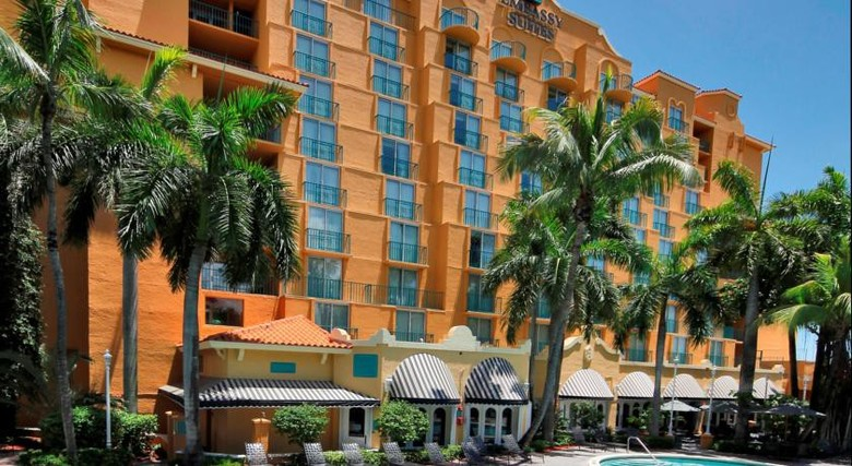 Hotel Embassy Suites Miami - International Airport