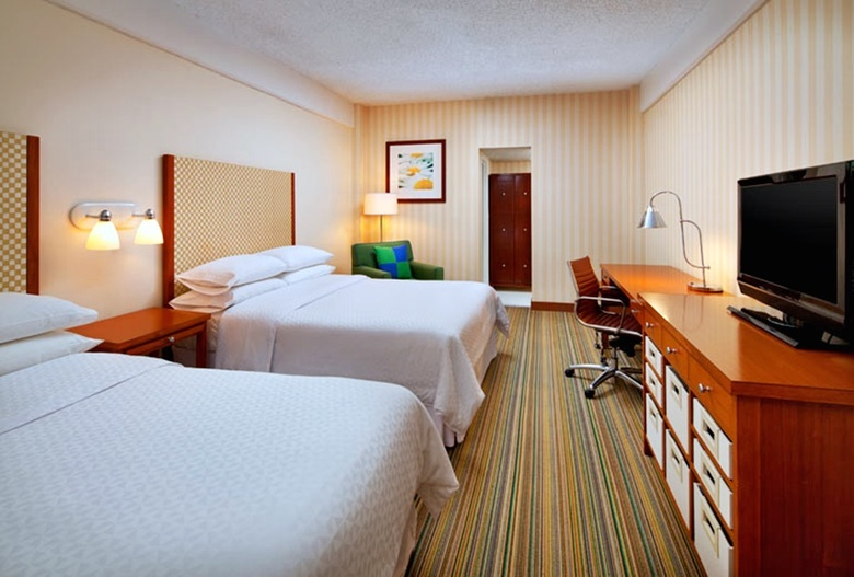 Hotel Embassy Suites Los Angeles - International Airport/north