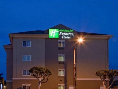 Hotel *holiday Inn Express Hawthorne*duplicate