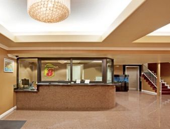 Hotel Super 8 Downtown Los Angeles